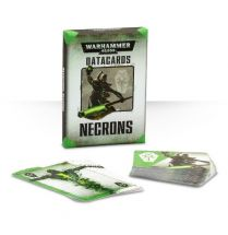 Datacards: Necrons 7th edition