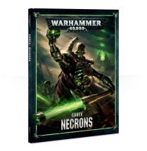 Codex: Necrons 8th edition (Hardback)