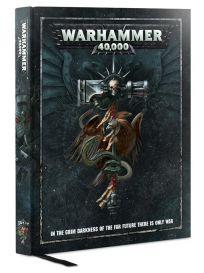 Warhammer 40,000 Rulebook на английском языке