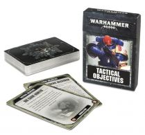 Warhammer 40000 Tactical Objectives Cards