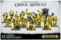 Ironjawz Orruk Ardboys