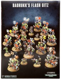 Badrukks Flash Gitz