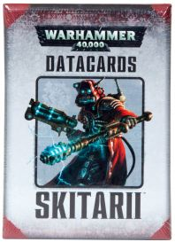 Datacards: Skitarii 7th edition