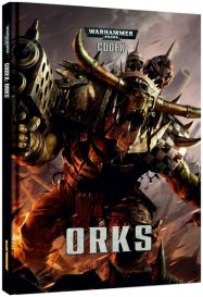 Codex: Orks 7th edition