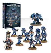 Chaos Space Marine Battleforce