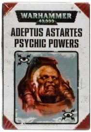 Psychic Powers: Adeptus Astartes