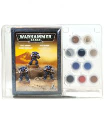 Space Marine Paint Set