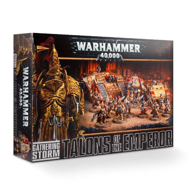 Купить Talons of the Emperor (Eng), Настольная игра Games Workshop