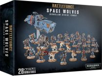 Space Wolves Battleforce: Ironclaw Strike Force