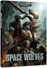 Codex: Space Wolves 7th edition (Softback)