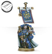 Space marines Captain Sicarius