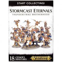 Start Collecting! Stormcast Eternals. Thunderstrike Brotherhood