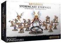 Stormcast Eternals Battleforce: Sigmar's Vengeance