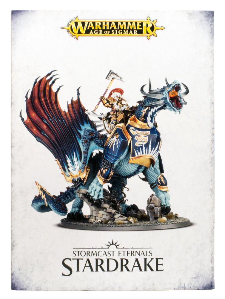 Купить Stormcast Eternals Stardrake, Настольная игра Games Workshop