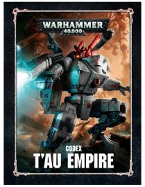 Codex: T'au Empire 8th edition (Hardback)