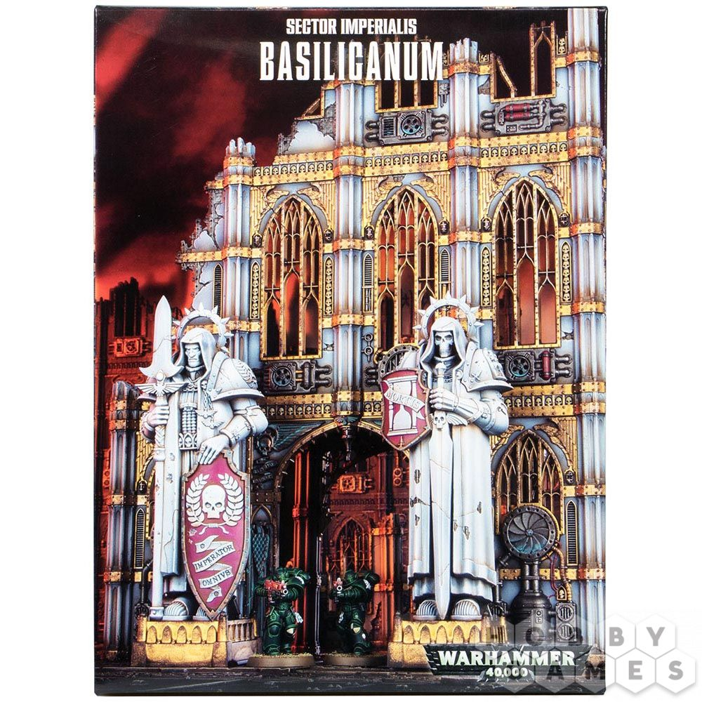 Image result for Sector Imperialis Basilicanum