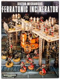 Sector Mechanicus: Ferratonic Incinerator