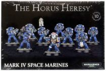Horus Heresy: Mark IV Space Marines