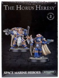 Horus Heresy: Space Marine Heroes