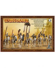 Tomb Kings Skeleton Horsemen