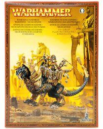 Tomb Kings Khemrian Warsphinx/Necrosphinx