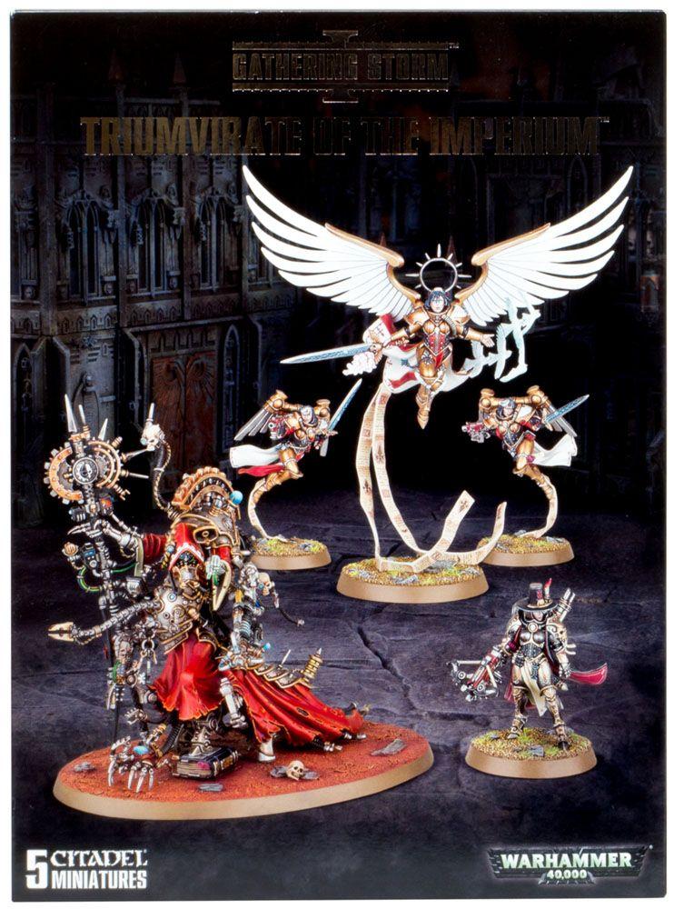 Купить Triumvirate of the Imperium, Настольная игра Games Workshop