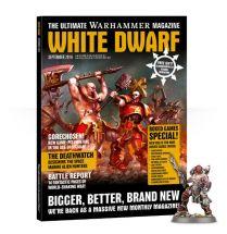 White Dwarf September 2016