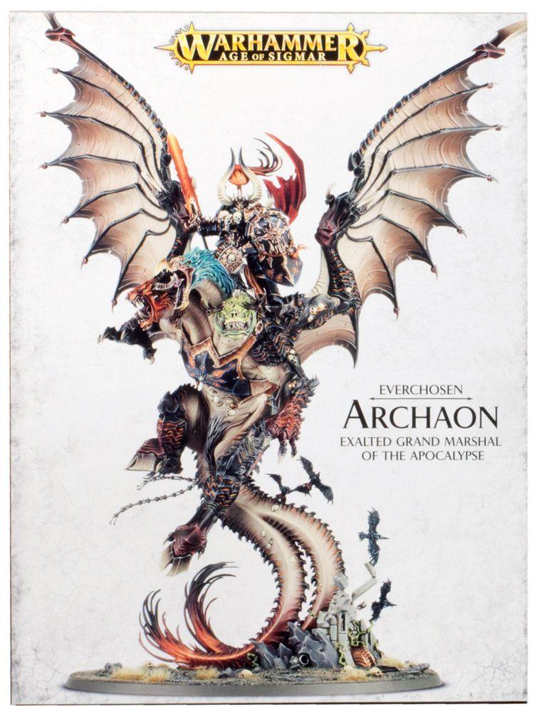 Купить Everchosen Archaon Exalted Grand Marshal, Настольная игра Games Workshop