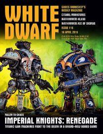 White Dwarf Weekly 116