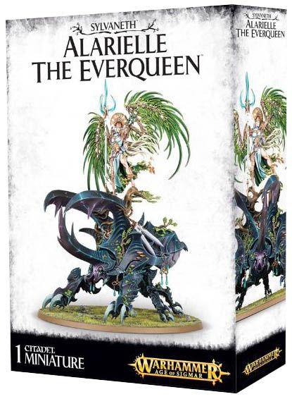 Купить Sylvaneth Alarielle the Everqueen, Настольная игра Games Workshop