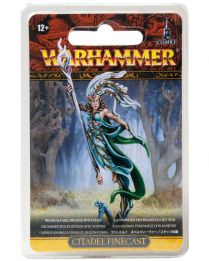 Wood Elves Spellweaver with Staff