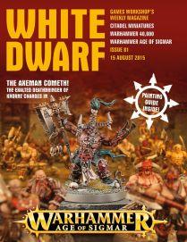 White Dwarf Weekly 81