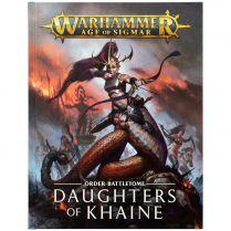 Battletome: Daughters Of Khaine (Hardback)