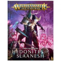 Battletome: Hedonites Of Slaanesh (Hardback)