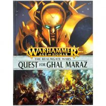 The Realmgate Wars: Quest for Ghal Maraz (Hardback)