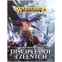 Warscrolls: Disciples of Tzeentch (2017)