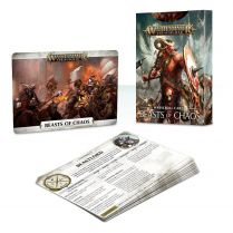 Warscroll Cards: Beasts of Chaos