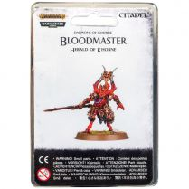 Daemons of Khorne: Bloodmaster