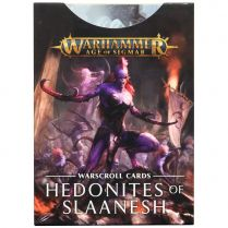 Warscrolls Hedonites of Slaanesh