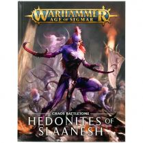 Battletome Hedonites of Slaanesh (Hardback)