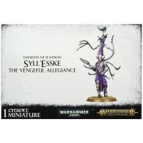 Daemons of Slaanesh Syll'esske, The Vengeful Allegiance