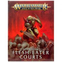 Battletome: Flesh-Eater Courts (Hardback)