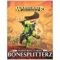 Warscroll Cards: Bonesplitterz