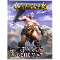 Battletome: Sons of Behemat (Hardback)
