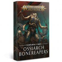 Warscrolls: Ossiarch Bonereapers