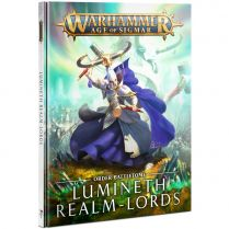 Battletome: Lumineth Realm-lords (Hardback)