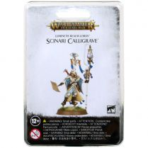 Lumineth Realm-lords: Scinari Calligrave