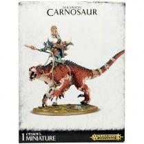 Seraphon Carnosaur