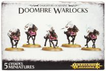 Daughters of Khaine: Doomfire Warlocks