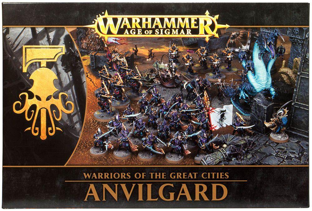 Купить Age of Sigmar: Anvilgard, Настольная игра Games Workshop